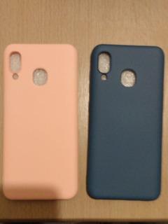 Carcasa Tpu Para Samsung A20