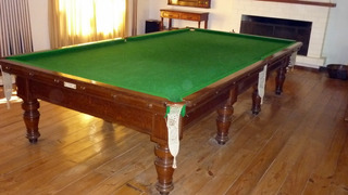 Mesa Antigua De Pool Snooker
