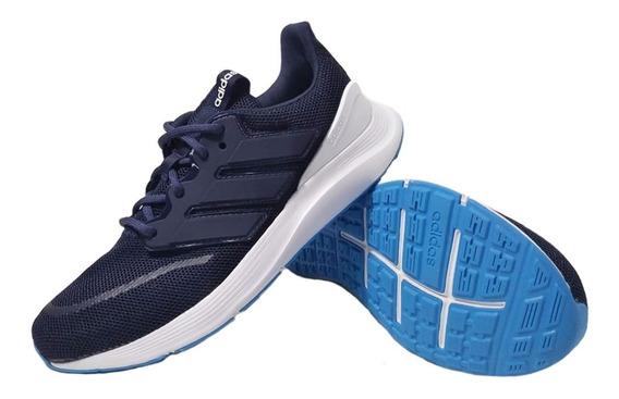 Zapatillas adidas Energyfalcon Azul Running Hombre Empo2000