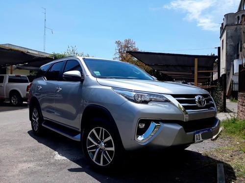 Toyota Sw4 2019 Automatica