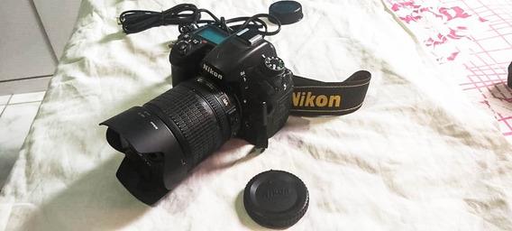 Nikon D7000 16.2 Mega Dslr Com Lente 18-105mm + Bolsa+car 32