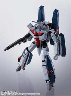 Bandai Hi-metal R Macross / Robotech Vf-1a Super Valk Hikaru