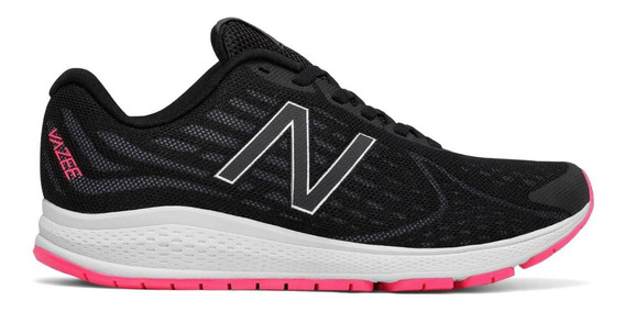 Zapatillas Running New Balance Mujer Wrushpb2 Negro