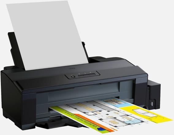 Impresora A3 Tinta Continua Epson L1300 Mejor 7610 X + L1800