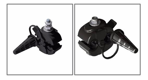 Conector Perfurante Derivação Cdp150 Com 40 Peças