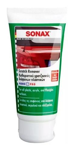 Cera Pulidora Acrilicos Y Plasticos Scratch Rem Sonax 75ml