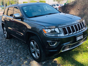 Jeep Grand Cherokee 2014 3.6 Limited Lujo V6 4x2 At *remate*