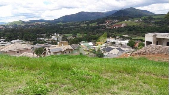 Terreno Em Atibaia Condomínio Fechado R$360 Mil - 607