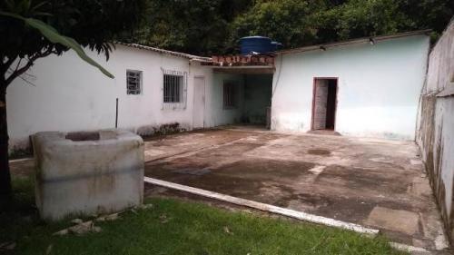 Casa Com Terreno De 384 Mts No Marambá Em Itanhaém -6515 Npc
