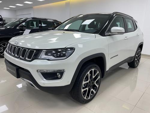 Imagen 1 de 9 de  Nuevo Jeep Compass Limited Plus Diesel 2.0 4x4 At9 0km