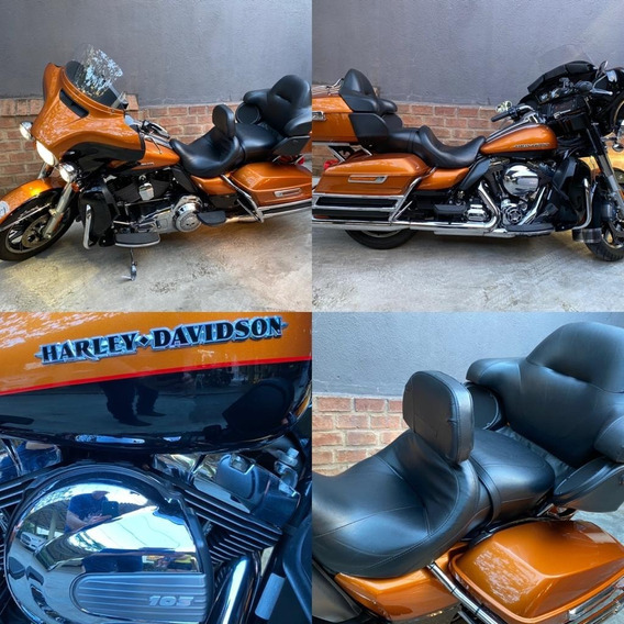 Harley Davidson Electra Glide Ultra Limited 2014 9.300km