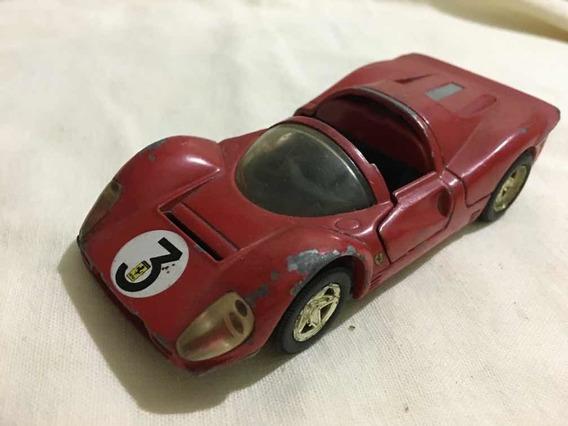 Ferrari 330 P4 Escala 1/38 Shell Metal A Friccion