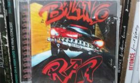 Cd Balanço Rap - Ice Blue
