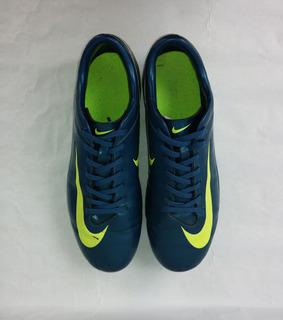 Tacos De Fútbol Nike Mercurial Talla 45. ***20$ Efectivo***