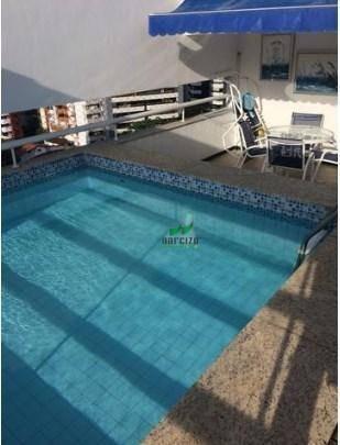 Cobertura Com 3 Dormitórios À Venda, 180 M² Por R$ 730.000,00 - Pituba - Salvador/ba - Co0095
