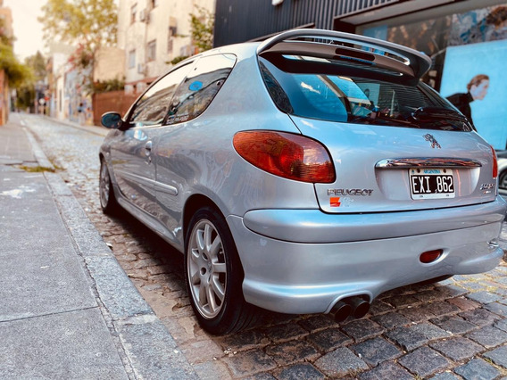 Peugeot 206 2.0 Rc 2005