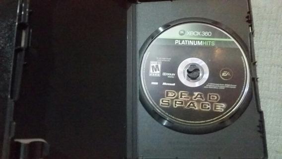 Dead Space 1 Para Xbox 360 Original So O Cd
