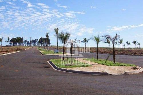 Terreno À Venda, 1356 M² Por R$ 590.073 - Parque Das Oliveiras Etapa Ii - Ribeirão Preto/sp - Te0387