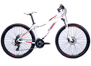 Bicicleta Motomel Maxam 27.5 24 Vel Shimano Aluminio Disc O1