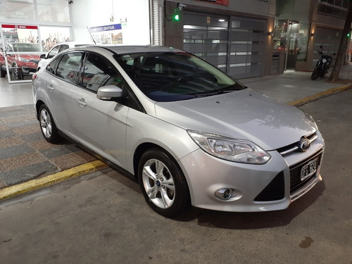 Ford Focus Iii 2.0 Sedan Se 2014 82.000 Km Impecable Estado