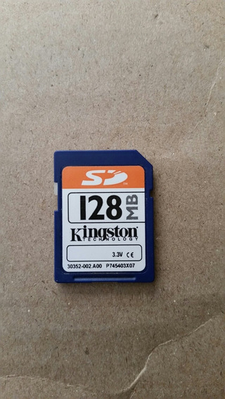 Memoria Sd Kingston 128mb