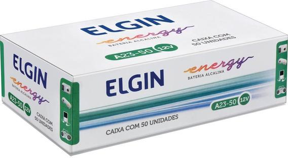 Bateria Alcalina A23 12v Granel 82263 Elgin