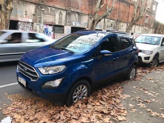 Ford Ecosport 1.5 Se 123cv Mt 4x2 2019