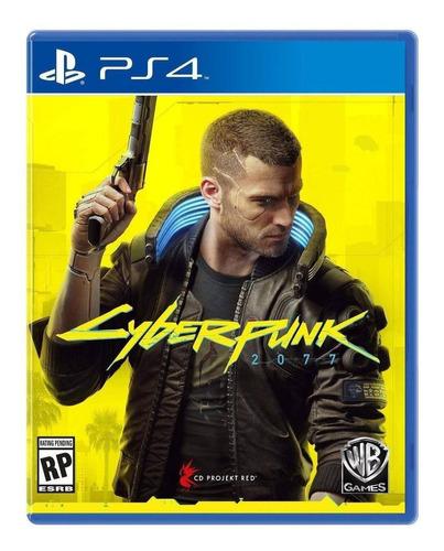 Cyberpunk 2077 Físico PS4
