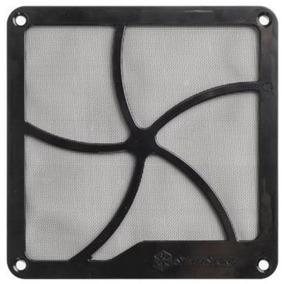 Filtro Para Ventoinha De 12cm - Silverstone Magnetized Fan F