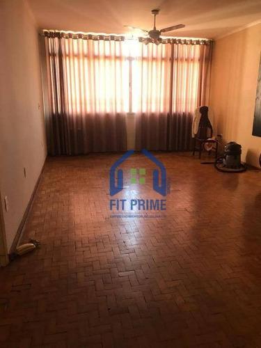 Apartamento Com 3 Dormitórios À Venda, 140 M² Por R$ 340.000 - Centro - São José Do Rio Preto/sp - Ap1333