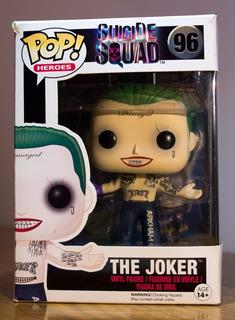 Funko Pop The Joker Suicide Squad #96