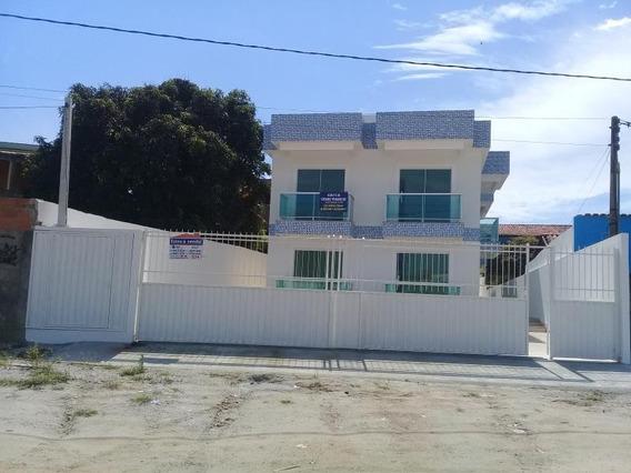 Apartamento Para Venda Em São Pedro Da Aldeia, Praia Linda, 2 Dormitórios, 1 Suíte, 2 Banheiros, 1 Vaga - 433_1-1016193