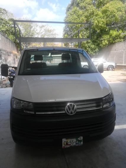 Volkswagen Transporter 2.0 Chasis Cabina Mt 2016