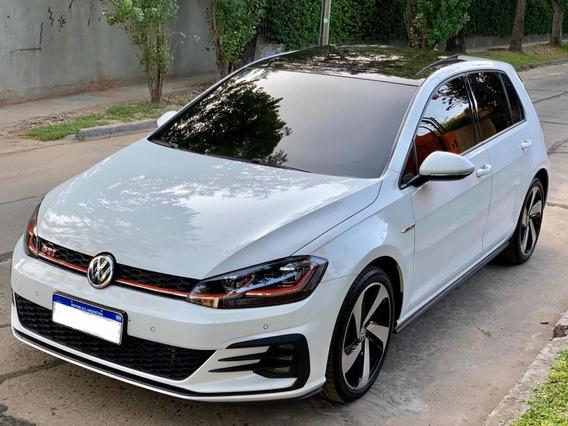 Vendo O Permuto Volkswagen Golf 2.0 Gti Tsi App Connect 2018