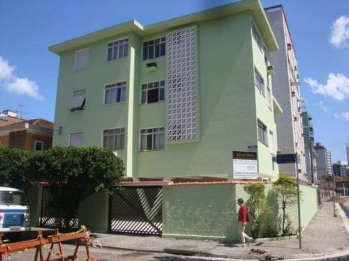 Apartamento Perto Do Aquário De Santos - 5862   P.c.x