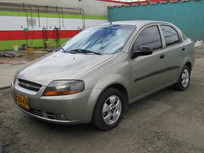 Chevrolet Aveo Sd 1.6 Mt Aa Ab