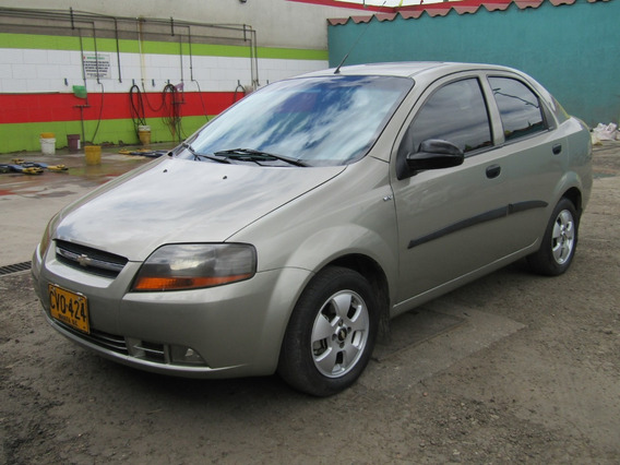 Chevrolet Aveo Sd 1.6 Mt Aa Ab
