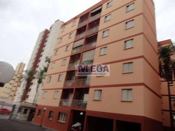 Apartamento Com 3 Dormitórios 1 Suíte, 86 M² Cond. Mandarinspor R$ 350.000 - Jardim Paulicéia - Campinas/sp - Ap3594