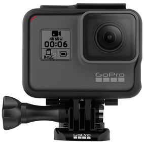 Camera Hero6 Black Go Pro Com Case 2baterias Sd 32gb