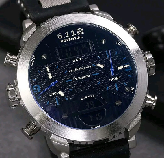 Relógio Esportivo 6.11 ( Promoção ) .