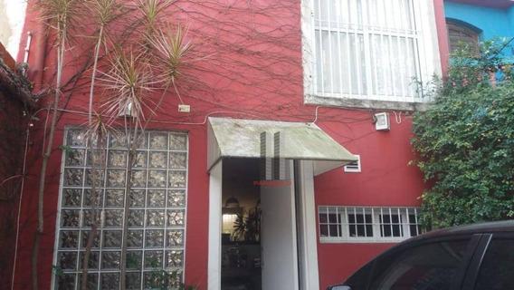Casa Com 2 Dormitórios À Venda, 155 M² Por R$ 850.000 - Mooca - São Paulo/sp - Ca0614
