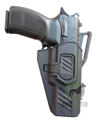 Pistolera Houston Táctica Bersa Thunder 9 Pro Nivel 2
