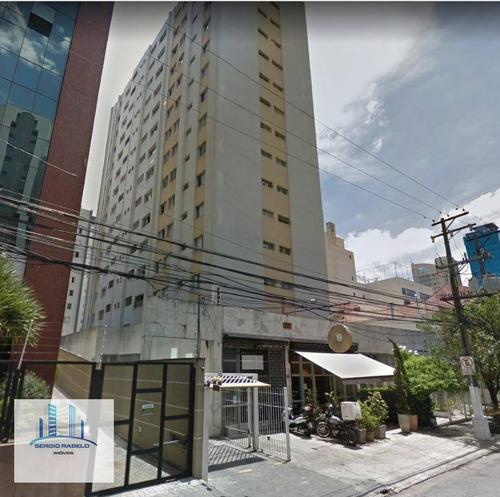 Apartamento Com 3 Dormitórios À Venda, 115 M² - Ap3156