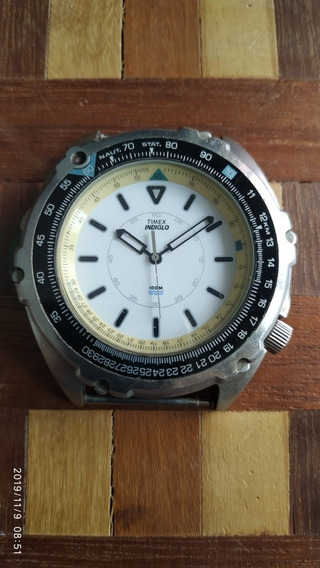 Timex Indiglo Expedition Wristwatch Vintage
