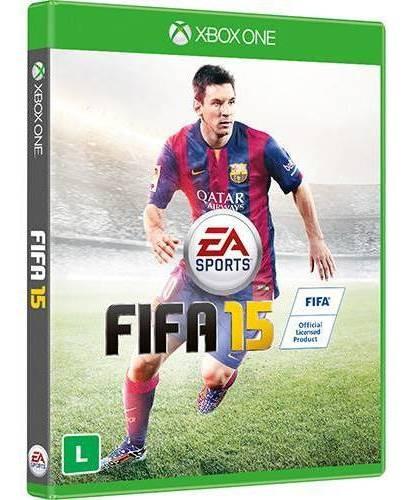 Jogo Fifa 15 - Xbox One Mídia Física Usado