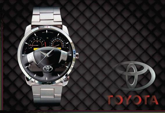 Relógio De Pulso Personalizado Painel Corolla - Cod.tyrp013