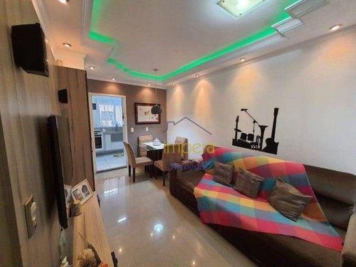 Imagem 1 de 23 de Sobrado Com 2 Dormitórios À Venda, 65 M² Por R$ 340.000,00 - Condomínio Residencial Campo Belo - São José Dos Campos/sp - So0172