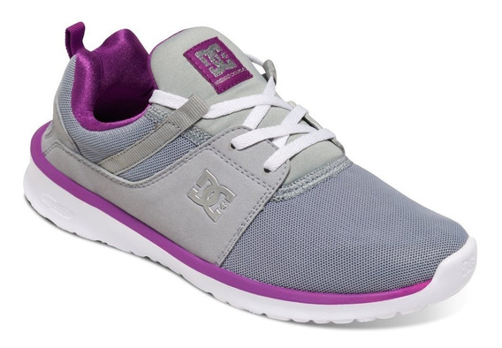 Zapatillas Mujer Dc Heathrow Unilite Gym Running / Riders