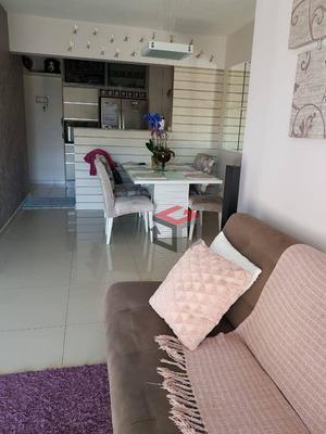 Apartamento Residencial Para Venda E Locação, Centro, São Bernardo Do Campo. - Ap26738
