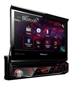 Dvd Retrátil C/ Bluetooth Pioneer Novo Player Avh-3180bt